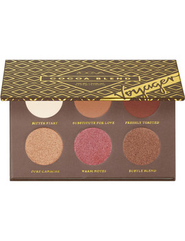 Online Only Cocoa Blend Voyager Eyeshadow Palette by Zoeva