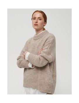 Sweter Z Wełną Alpaki by Reserved