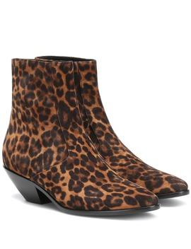 Ankle Boots West 45 by Saint Laurent