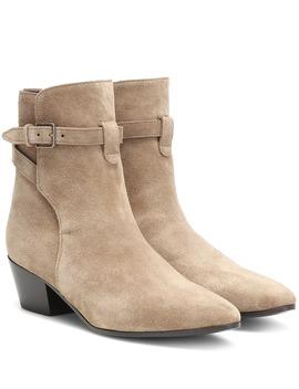 Ankle Boots West Jodhpur 40 by Saint Laurent