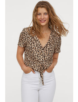 Camisa Resort Con Lazada by H&M