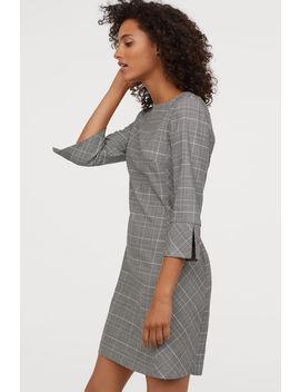 Kariertes Kleid by H&M