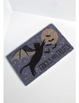 Tricks And Treats Doormat by Modcloth