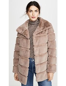 Taylia Faux Fur Jacket by Generation Love