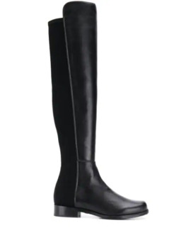 Panel Over The Knee Boots by Stuart Weitzman