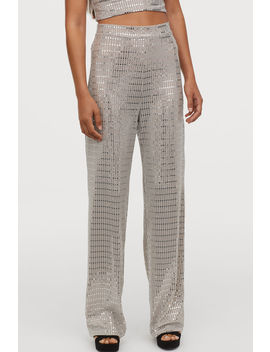 Shimmering Pants by H&M