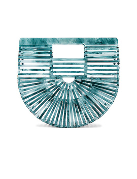 Mini Acrylic Ark Bag by Cult Gaia