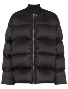Oversized Padded Jacket by Rick Owens