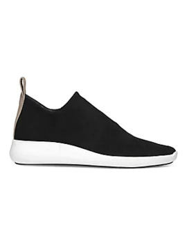 Marlow Suede Sneakers by Via Spiga