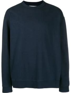 Pullover Mit Rundhalsausschnitt by Ymc