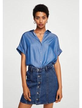 Camisa Liocel by Mango