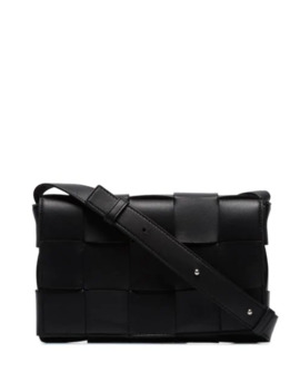 Maxi Intreccio Shoulder Bag by Bottega Veneta