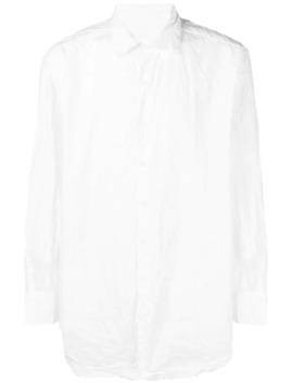 Oversize Skjorte Med Rynke Effekt by Casey Casey