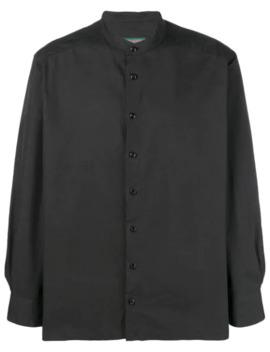 La Skjorte Med Båndkrave by Casey Casey