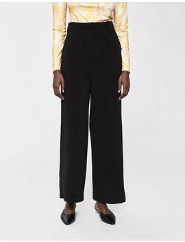 Dakota Pleated Trouser by Just Female Just Female