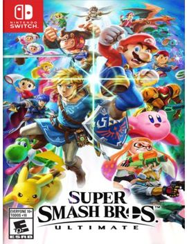 Super Smash Bros. Ultimate Nintendo Switch Europe by G2 A