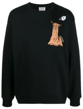 Oversized Pullover by Acne Studios