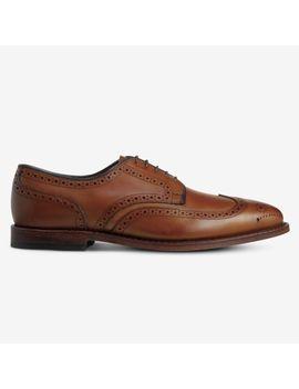 Stuttgart Wingtip Shoes by Allen Edmonds