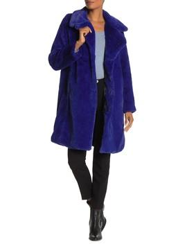 Faux Fur Jacket by Avec Les Filles