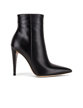 Scarlet Ankle Heel Booties by Gianvito Rossi