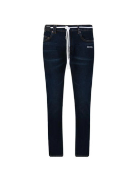 Low Crotch Jeans by Off White