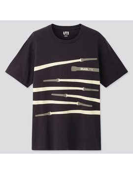 Men The Brands Maglite Ut Graphic T Shirt by Uniqlo