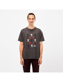 Men The Brands Weber Ut Graphic T Shirt by Uniqlo