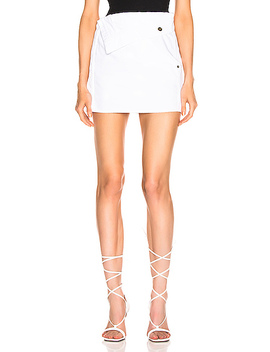 Mini Skirt by Jacquemus