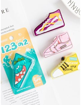 Shoe Shaped Correction Tape 1pc by Romwe