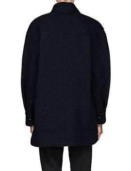 Garvey Wool Blend Shirt Jacket by Isabel Marant Étoile