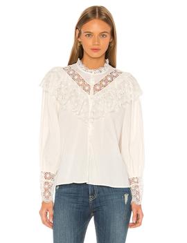 ethel-blouse by ulla-johnson