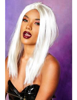 Long Synthetic Wig by Boohoo
