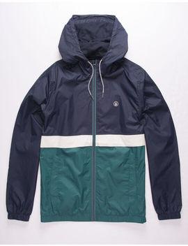 Volcom Ermont Mens Windbreaker Jacket by Volcom