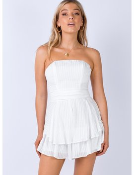 Holt Playsuit by Princess Polly