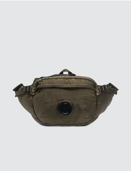 garment-dyed-nylon-sateen-lens-waist-bag by  ------------cp-company --------