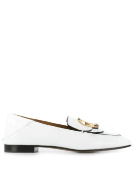 Buckled Loafers by Chloé