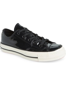 Chuck Taylor® All Star® 70 Patent Low Top Sneaker by Converse