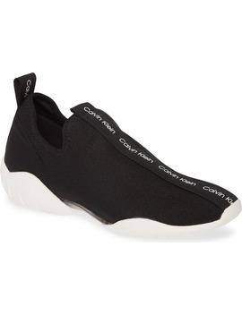 Lura Slip On Sneaker by Calvin Klein