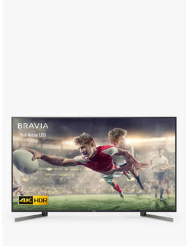 "Sony Bravia Kd55 Xg9505 (2019) Led Hdr 4 K Ultra Hd Smart Android Tv, 55"" With Freeview Hd & Youview, Black by Sony"
