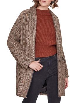 Keller Peaked Lapel Coat by Astr The Label