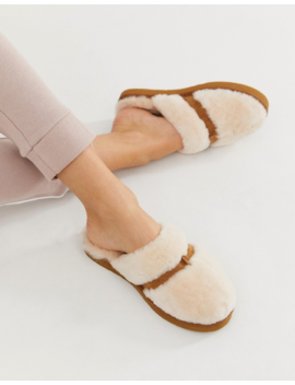 Ugg Dalla Natural Chestnut Slippers by Ugg