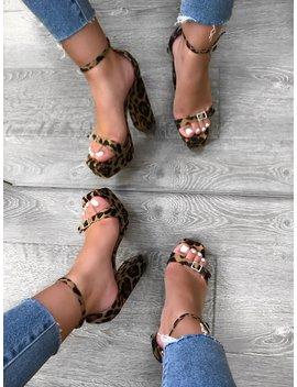 Lana Heel (Leopard) by Laura's Boutique