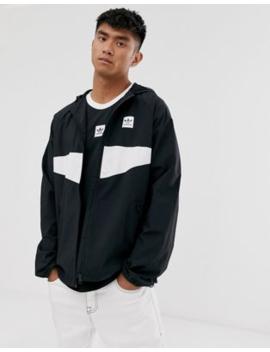 Adidas Skateboarding – Leichte Jacke In Schwarz by Asos