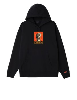 Obey Fist 30 Years Box Fit Hood by Obey