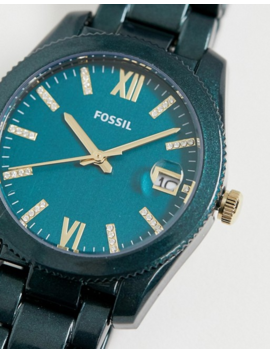 Fossil Womens Bracelet Watch In Navy Es4408 by Fossil