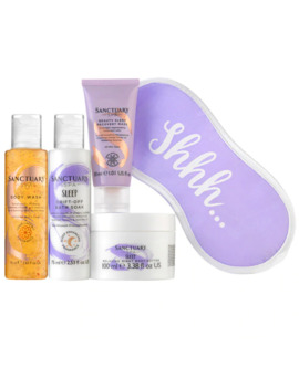Sanctuary Spa Beauty Sleep Selection Gift Set by Superdrug