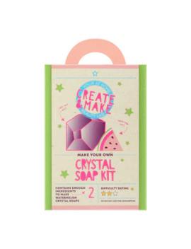 Superdrug Create & Make Crystal Soap Set by Superdrug