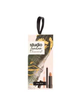 Superdrug Studio Lip Trio Set by Superdrug