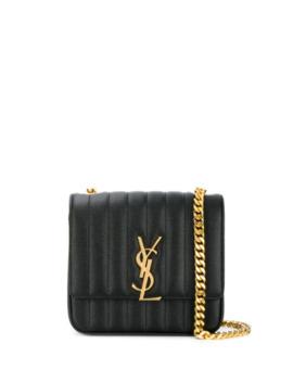 Medium Vicky Shoulder Bag by Saint Laurent