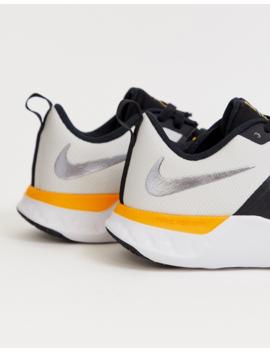 Nike Training Retaliation Sneakers In Gray by Nike's